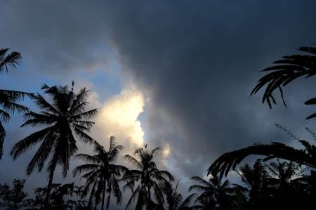 Dia do Silêncio, em Ubud