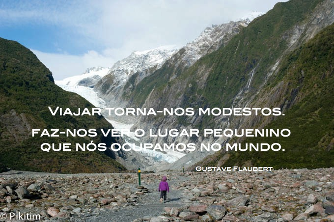 Viajar segundo Flaubert