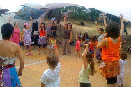 Baile das Crianças