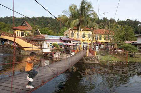 Complexo Oriental Village, em Langkawi