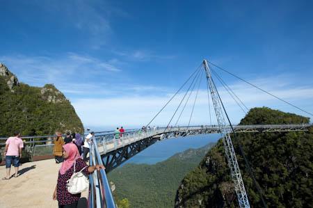 A impressionante Sky Bridge