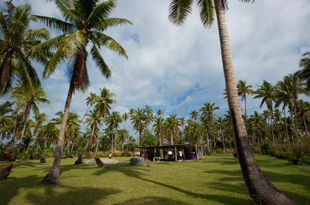 Missa de domingo em Nakula, Fiji