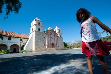 Missão de Santa Bárbara, Califórnia