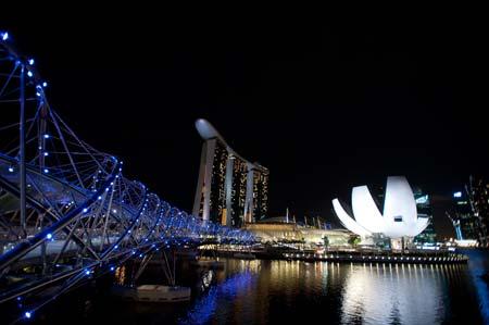 Edifício do Museu de Artes e Ciência de Singapura